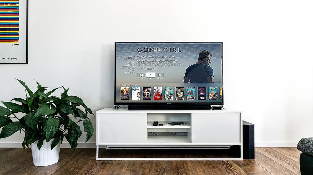 televisie teveel scherpte