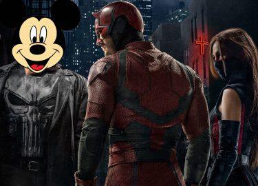 Marvel Netflix Disney