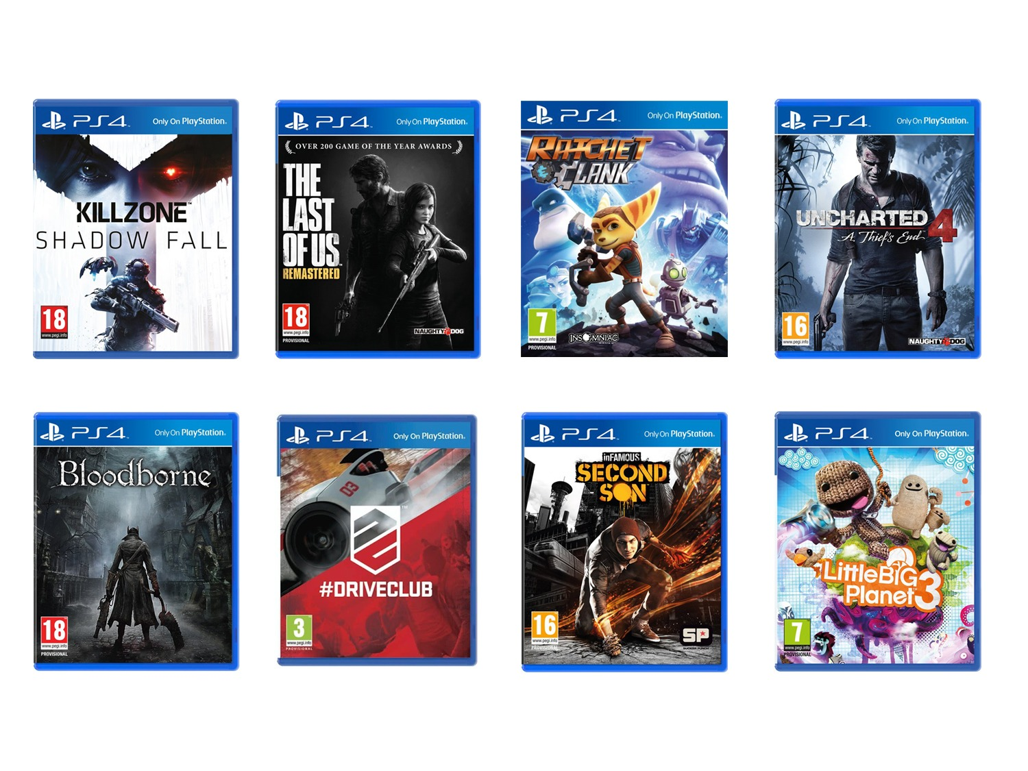 Lidl Megadeal: The best PS4 games for a price