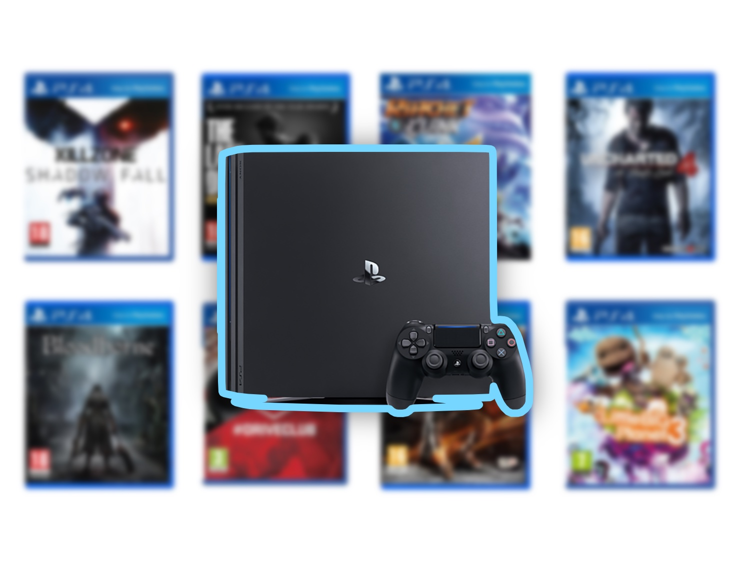 Playstation 4 games Lidl