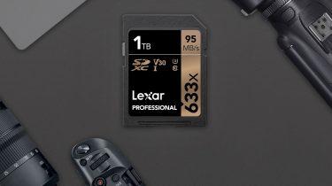 Lexar SD kaart 1TB