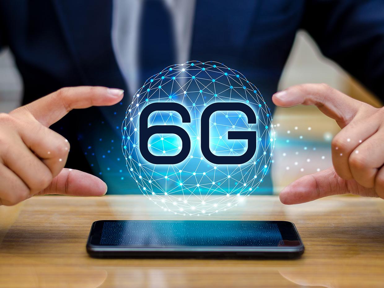 LG aan de haal met 6G