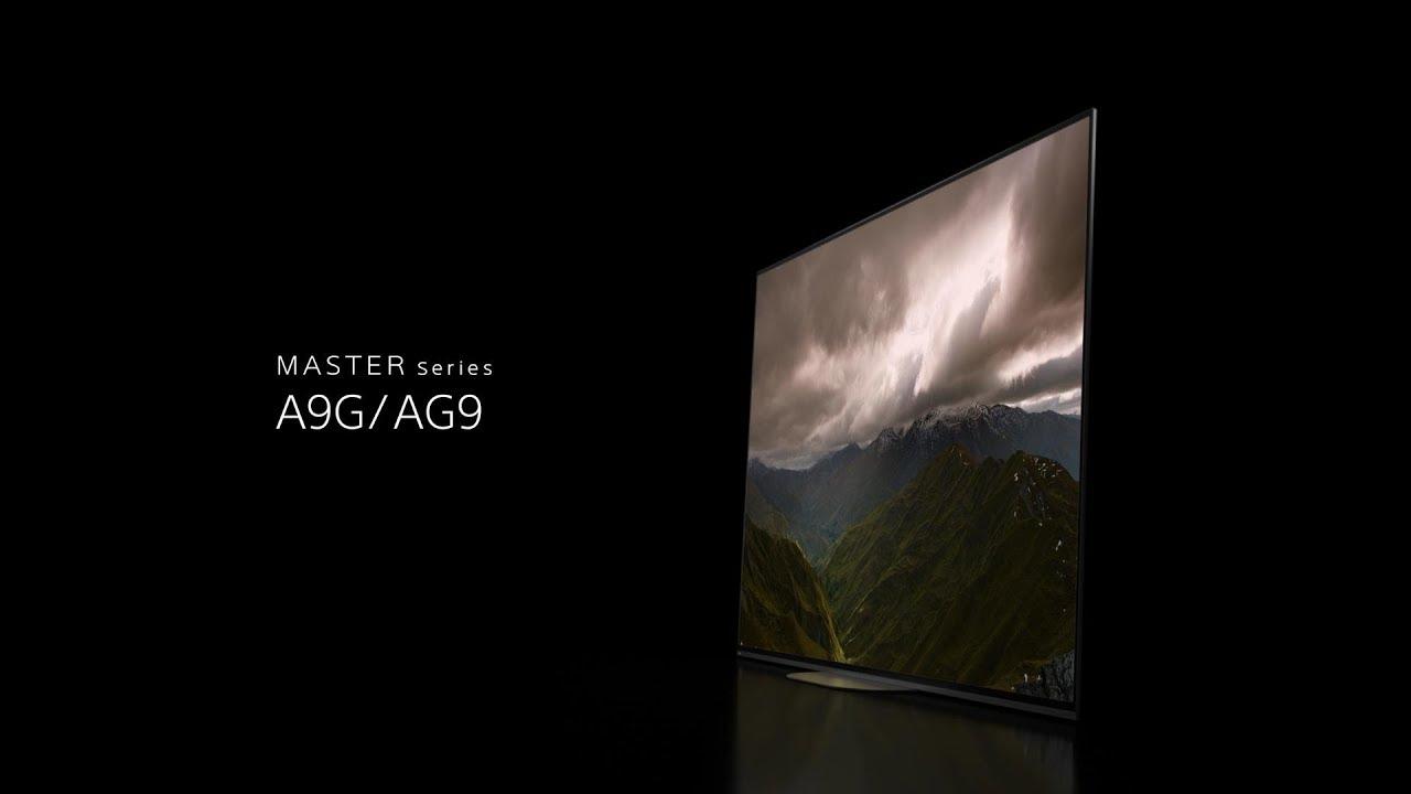 98-inch 8K televisie Sony