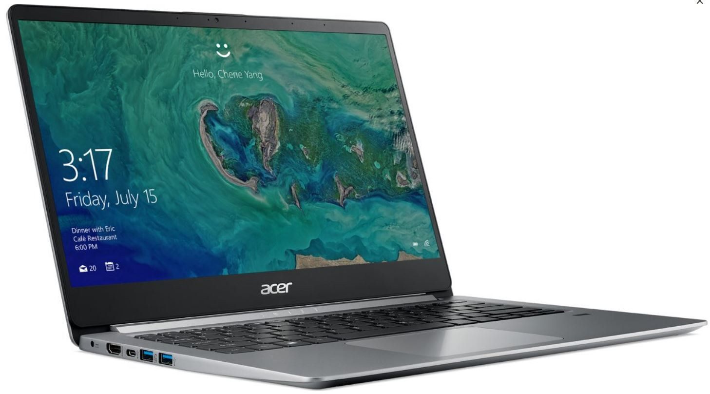 Acer Swift 1 Laptop SF114-32-C3TF