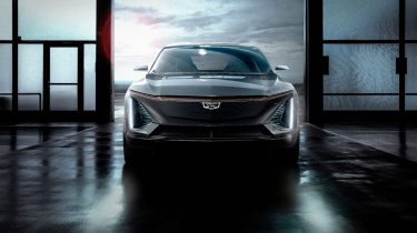 Cadillac toont SUV EV