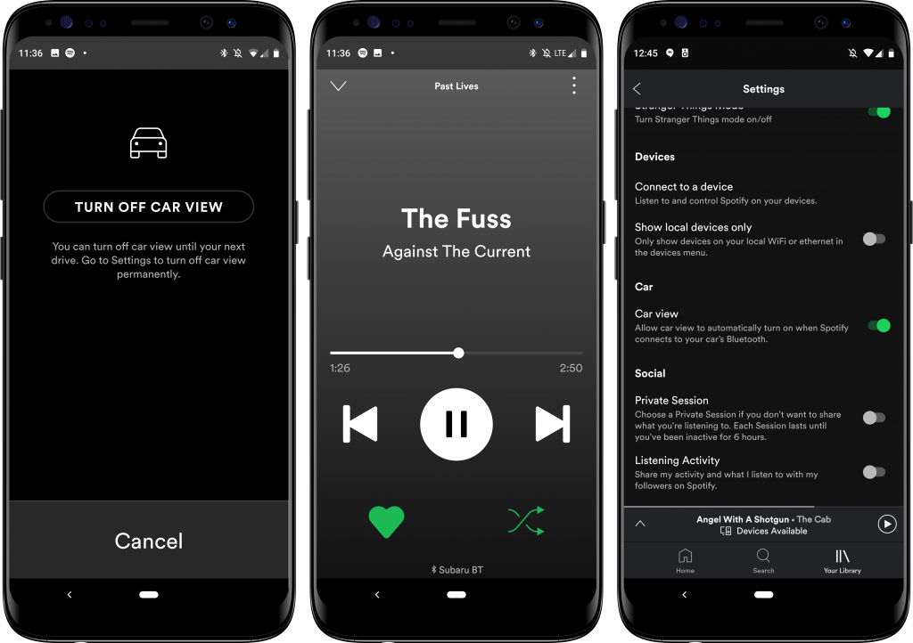 Spotify nieuwe feature