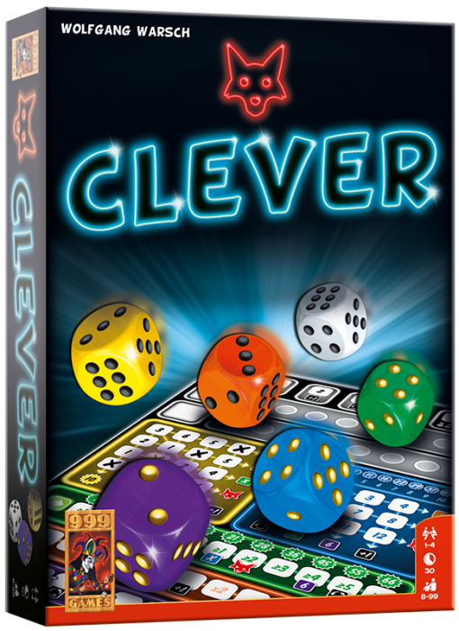 WANT Spellenkast Clever review