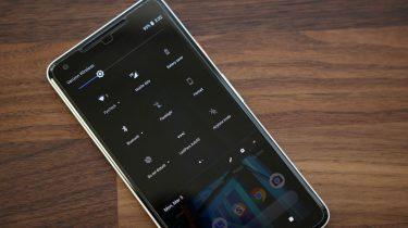 Android Dark Mode smartphones 2019