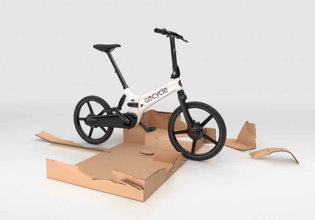 GoCycle Elektrische fiets