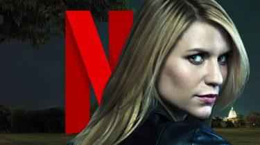 Zevende seizoen Homeland Netflix
