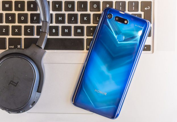 Honor View 20 preview design
