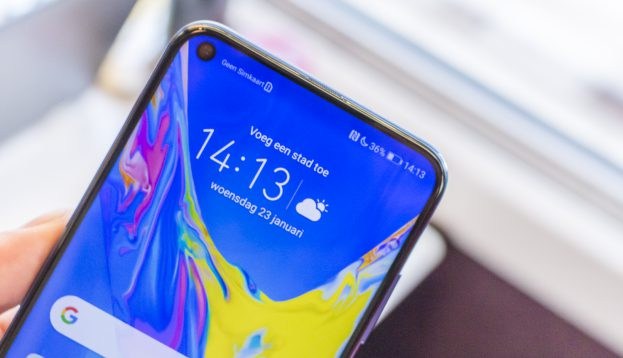 Honor View 20 preview notch