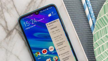 Huawei P Smart 2019 review design