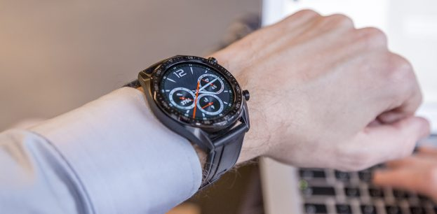 Huawei Watch GT review design