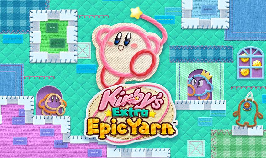 Kirby Nintendo 3DS