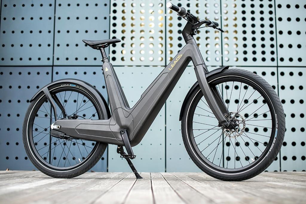 Leaos Solar: innovatieve elektrische fiets