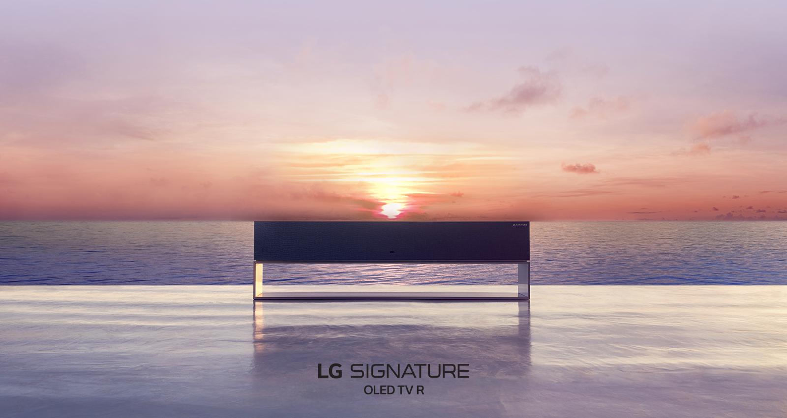 LG OLED65R9PUA