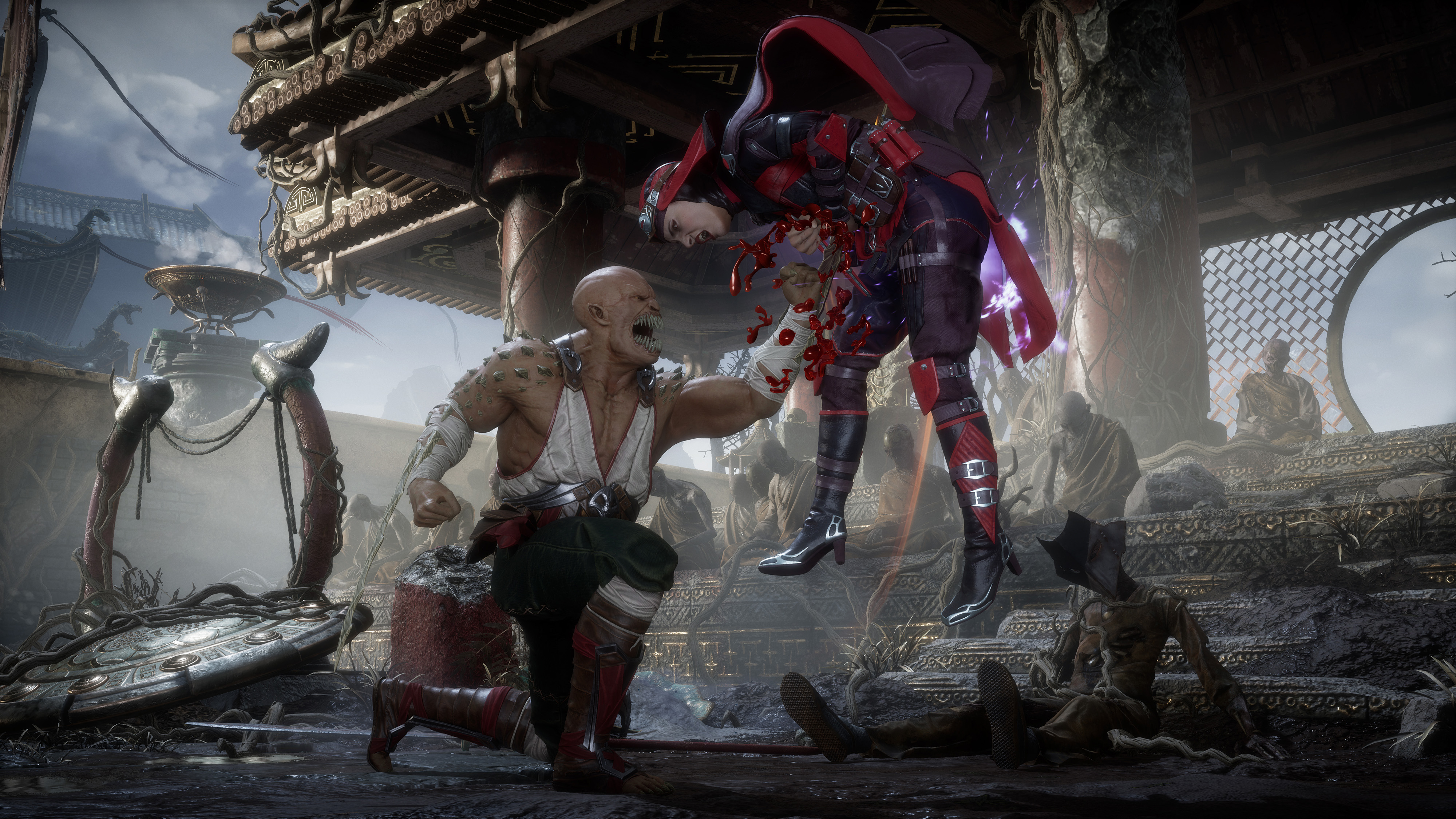 Mortal Kombat 11 Fatsoenlijk En Bruut Onthuld