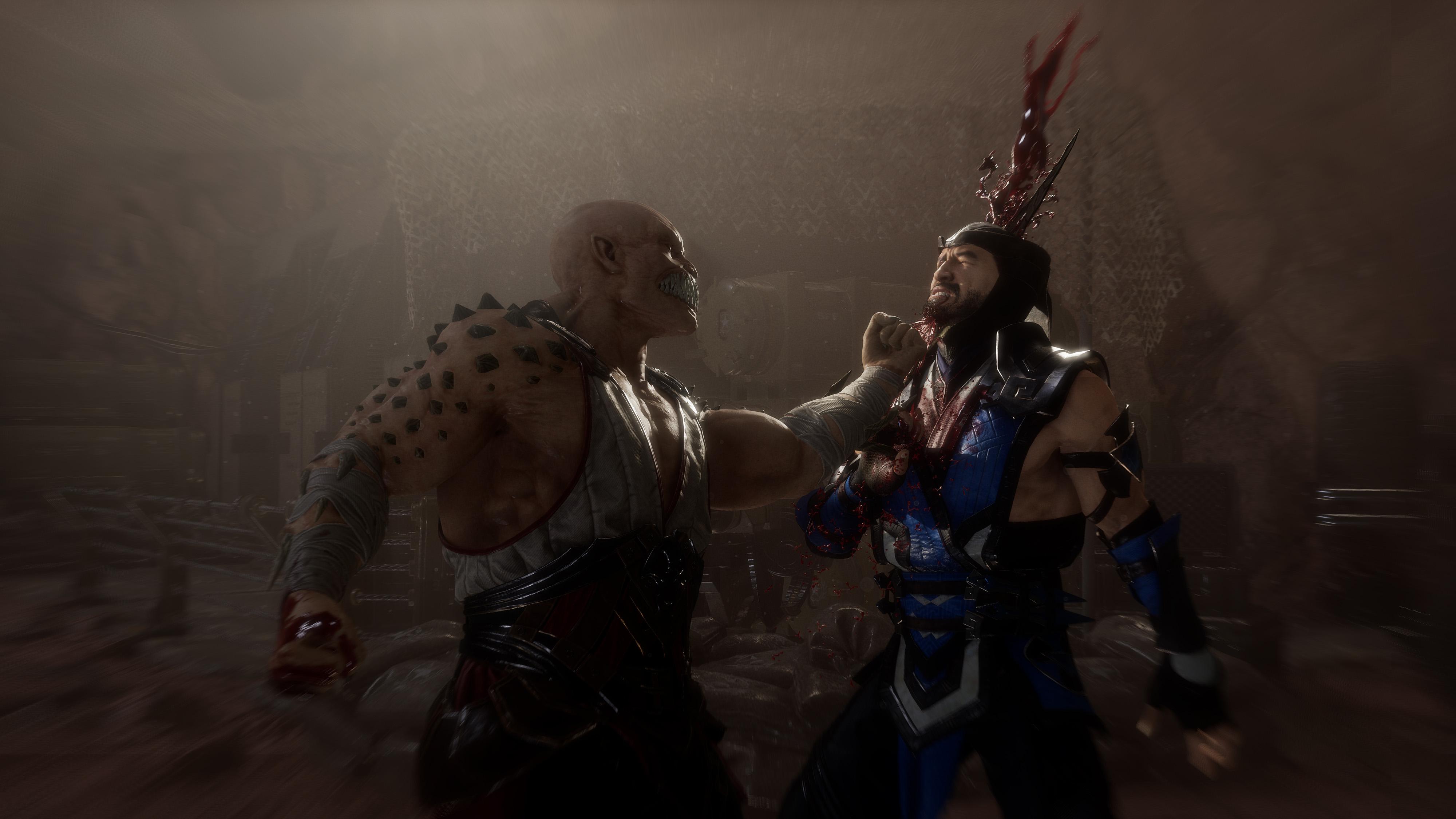 Mortal Kombat 11 screenshots