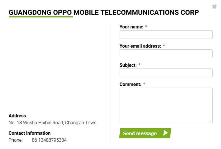 Oppo Wireless charging