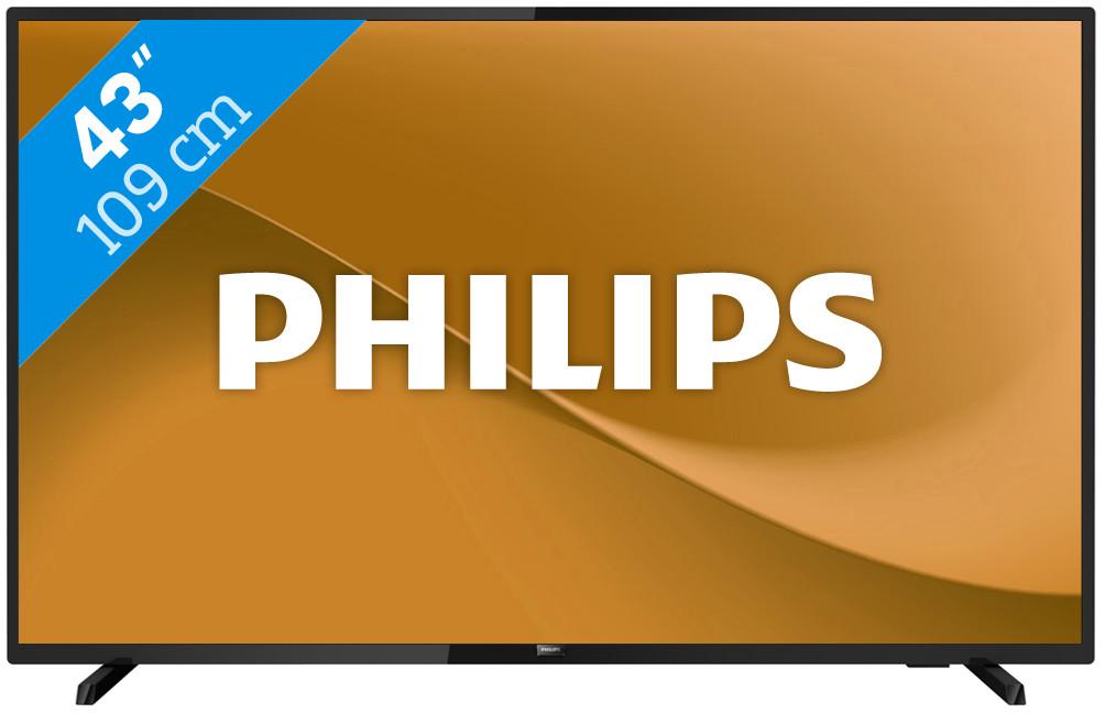 Philips 43inch tv met ingebouwde mediaspeler 43pfs5503