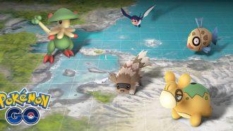 Pokémon Go Hoenn region event