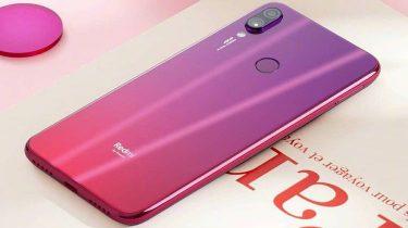 Xiaomi onthult nieuwe Redmi Note 7