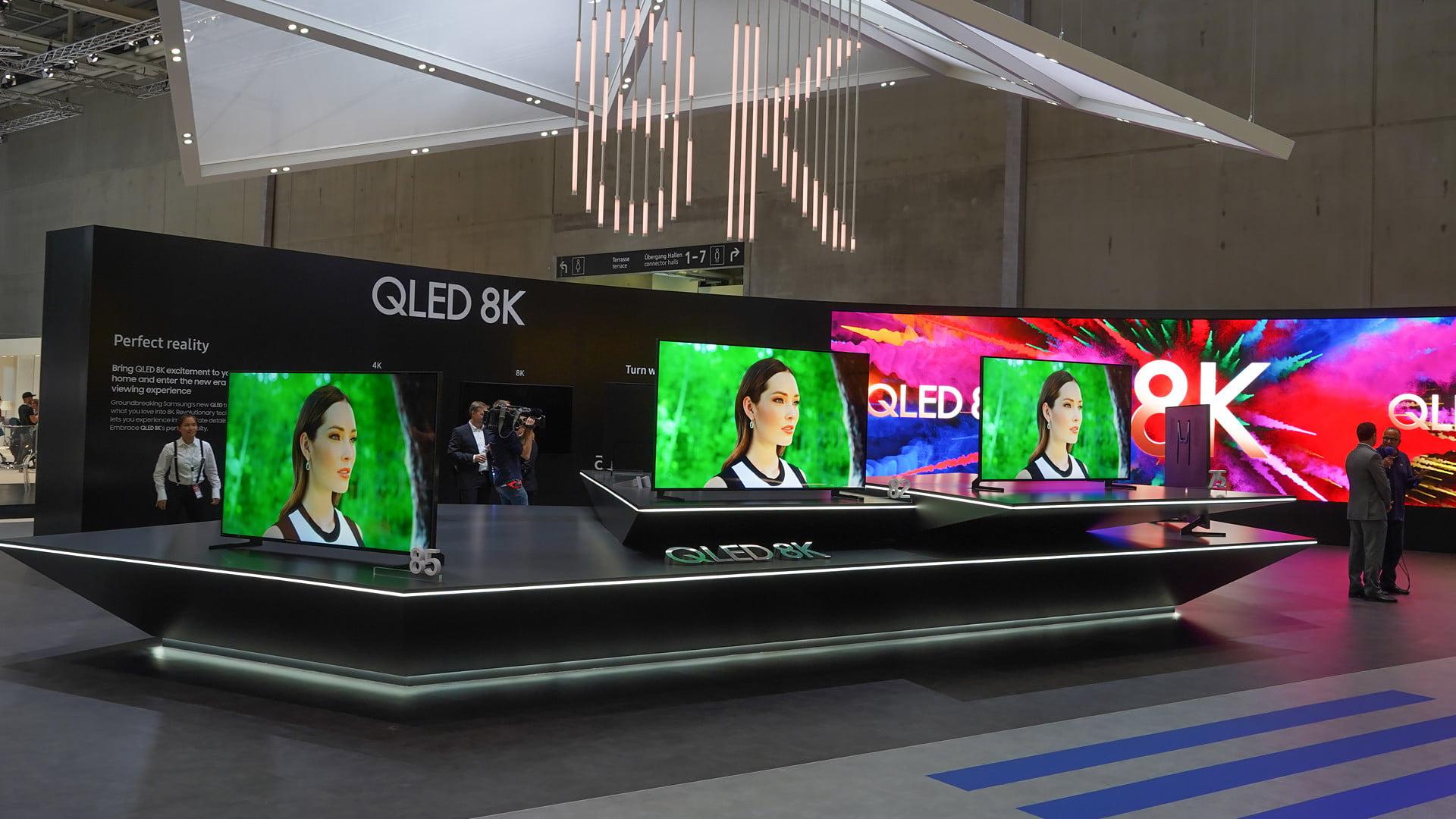 Samsung 8K 98-inch televisie
