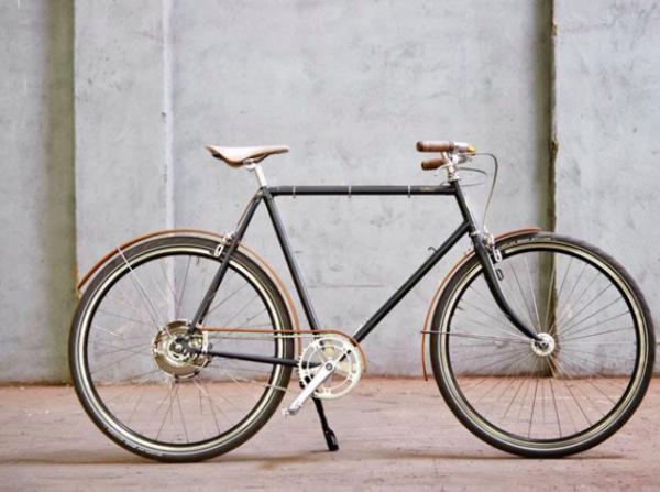 Roetz elektrische fiets uit Nederland