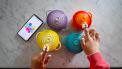Sphero ring kleuren muziek