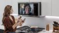 GE The Kitchen Hub Netflix Spotify