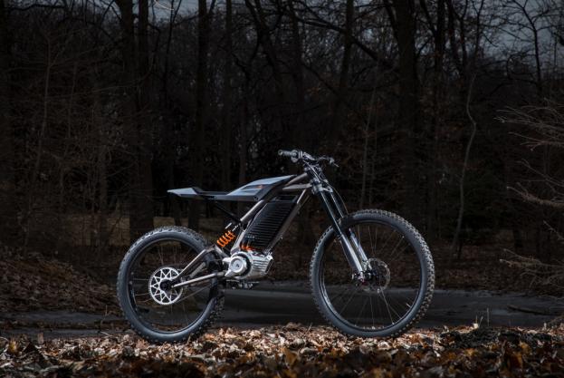Harley-Davidson elektrisch concept