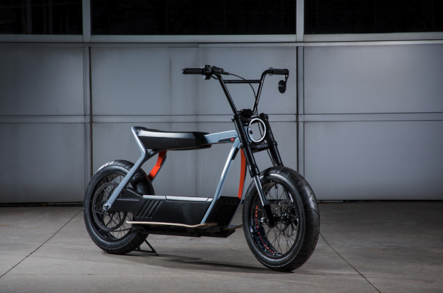Opvallend Elektrische Cross Bike En Scooter Onthuld Door