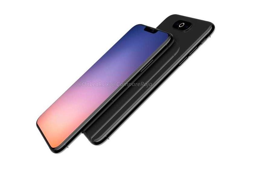 Apple iPhone XI Renders prototype