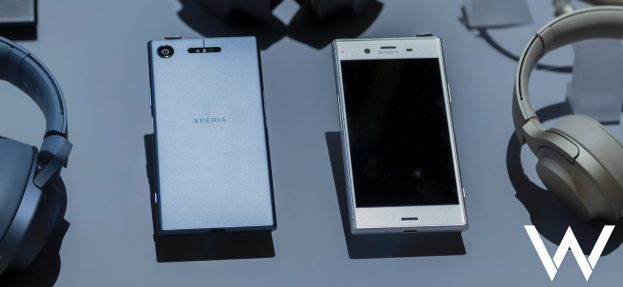 Sony Xperia XZ1 preview