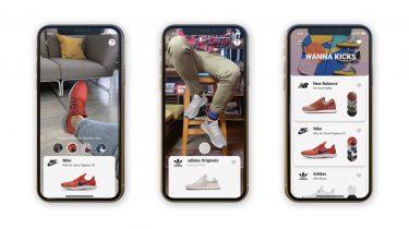 Wannaby Wanna Kicks AR iOS