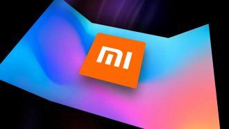 Opvouwbare Xiaomi tablet video