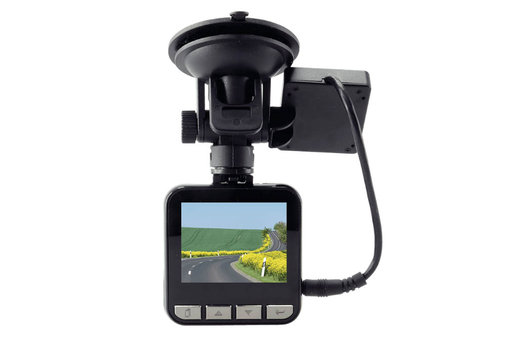 Aldi dashcam