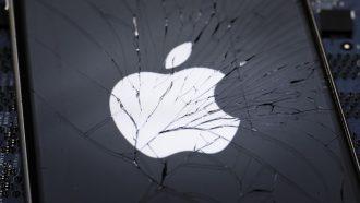 Apple aandelen Google iPhone XI
