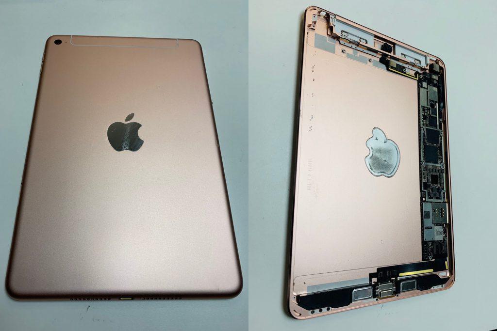Gelekte iPad Mini 5