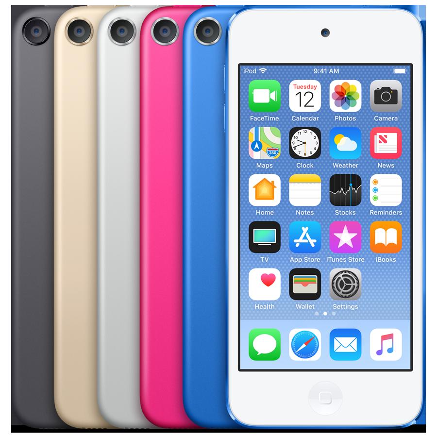 Apple blaast nieuwe leven in iPod Touch