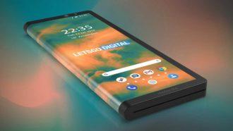 Motorola opvouwbare smartphone Lets Go Digital