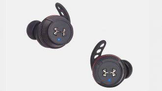 Under Armour True Wireless Flash oordopjes
