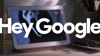 2001 A Space Odyssey Google Home Hub