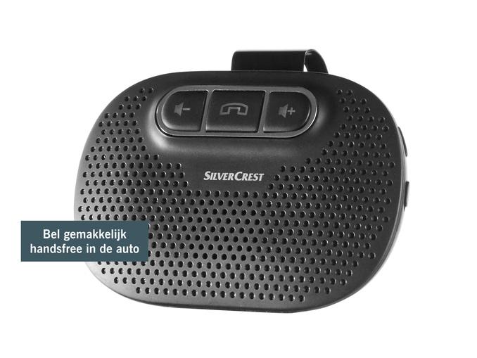Bluetooth handsfreeset