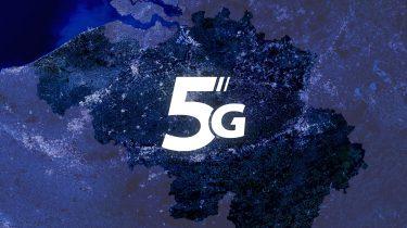 5G België Apple
