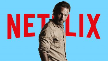 Netflix The Walking Dead