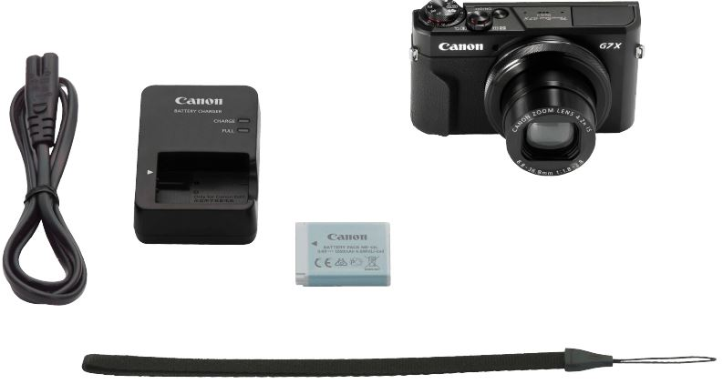 Canon compactcamera PowerShot G7 X Mark II