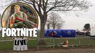 Fortnite Live
