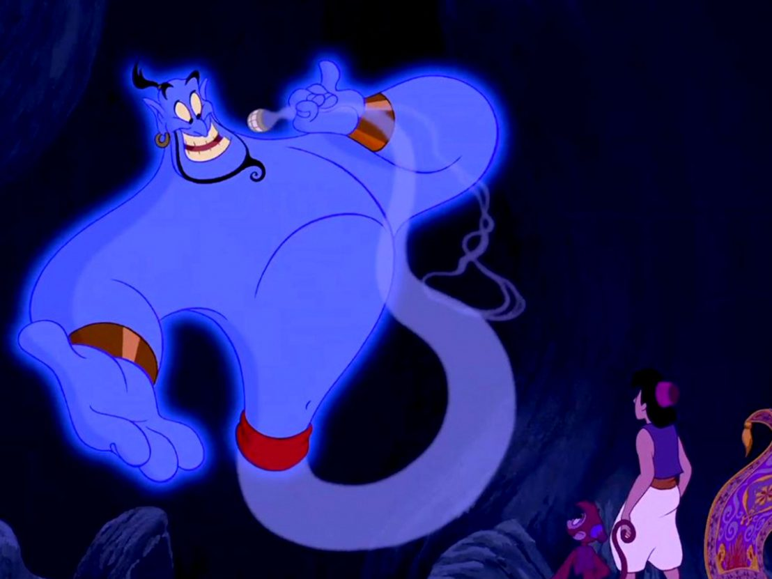 Aladdin live-action Disney